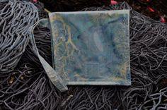 Mermaid Pouch 'Bonsai' Waterproof Wristlet by saltydesignsalaska, $24.00