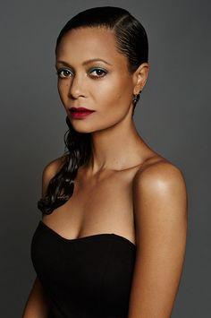 Thandie Newton: mixed-race skin isn't 'specialist' skin - Telegraph #beautiful #thandienewton Sexy happenings at http://skinpublisher.com