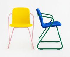 Cobra Chair by Adolfo Abejón - artnau | artnau