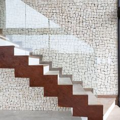 Wall Tiles, Stairs, Flooring, Stone, Home Decor, Stone Facade, Rock Wall, Airstone, Staircase Ideas
