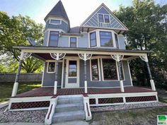 c. 1890 Queen Anne in Sioux City, IA - Old House Dreams