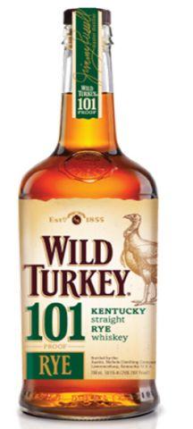 Wild Turkey Rye 101 new bottle