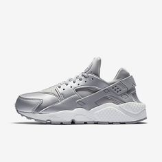 0cf2cf449a4 Air Huarache Run SE womens – Metallic Silver