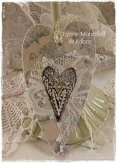 With Love, From Me To You by Lynne Moncrieff | That's Blogging Crafty!