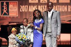 RunnersWeb    Athletics:  Eliud Kipchoge and Mary Keitany are voted AIMS Marathon Runners of the Year