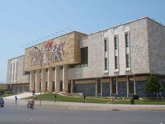 Shqiperia Albania Nhm 1963 Industrial Buildings Various Styles