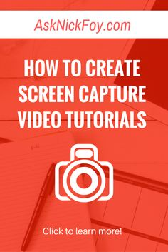 Learn how to create screen recording videos so you can create tutorials for your online courses and youtube channel. (blogging tips for beginners, online business lessons new bloggers, pinterest traffic tips, email list growth, email list tips, website design ideas, website design templates, affiliate marketing tips, selling digital products, blogger resources, website traffic tips, blogging mistakes to avoid)