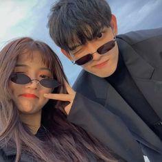 Ulzzang Korean Girl, Ulzzang Couple, Cute Korean Girl, Best Friend Couples, Boy And Girl Best Friends, Cute Boyfriend Pictures, Cute Couple Pictures, Calin Couple, Boy And Girl Friendship