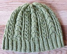 bab172c75f68c Birkenbush Hat pattern by Heike Campbell