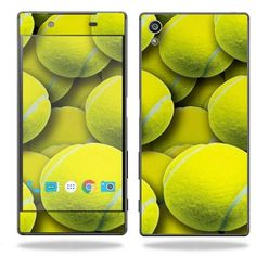 Skin Decal Wrap for Sony Xperia Z5 cover sticker Tennis