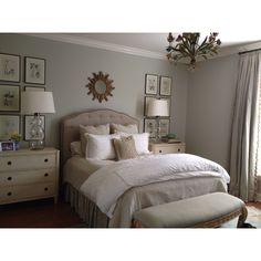 Bedroom by Christina @ Graci Interiors