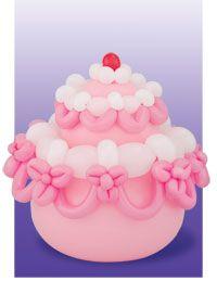Qualatex Balloons Gift Ideas Balloon Cake Decorations