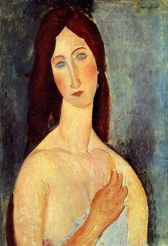Le silence éternel ; Amedeo Modigliani et Jeanne Hebuterne