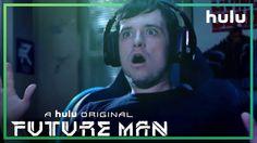 Future Man Trailer (Official) • FutureMan On Hulu • New York Comic Con