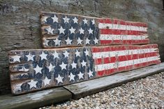 Items similar to Black and White Wood American Flag Rustic Decor Country Decor Distressed USA Wood Sign on Etsy Flag Country, Country Decor, Rustic Decor, Cabin Signs, American Flag Wood, Flag Signs, Barn Wood Signs, Old Barns, Hanging Signs