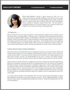 professional bio venture capitalist brooklyn resume studio resumes career - Sample Professional Resumes