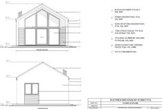 Dom jednorodzinny 76,70m2 Beams, Floor Plans, Construction, Building, Projects, House, Type 4, Log Projects, Blue Prints