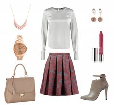 #Herbstoutfit Lady Like ♥ #outfit #Damenoutfit #outfitdestages #dresslove