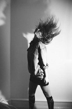 Be free... (Lykke Li.)