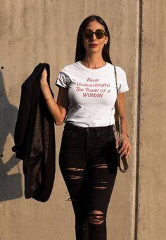 Game Changer T Shirt Slogan Tee Funny Clothing Fashion Girl Print Boss Winning