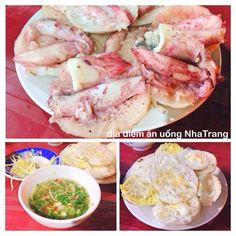 Bánh căn - Vietnamese food