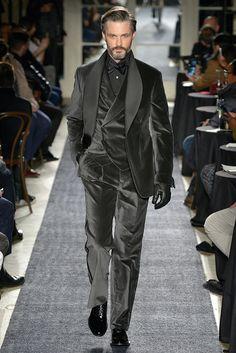 Joseph Abboud Menswear Fall Winter 2018 New York