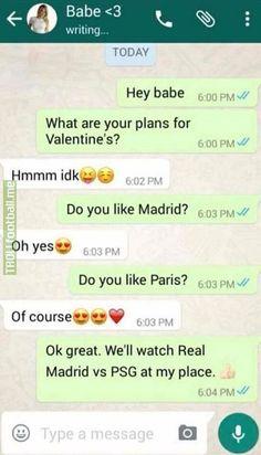 Best way to spend Valentine's Day! 😂