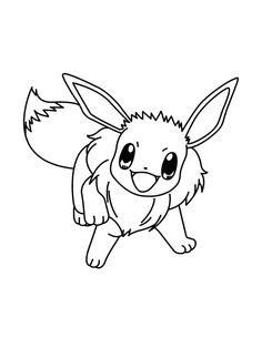 ausmalbilder pokemon evoli | ausmalbild pokemon | pokemon malvorlagen, pokemon ausmalbilder und
