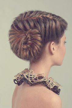 The avant-garde Summer braids
