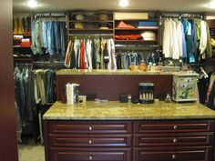 North Richland Hills, Highland Village, Flower Mound, Master Closet, Organization, Organizing Ideas, Home Office, Closets, Furniture