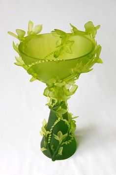 Evelyn Dunstan | Glass Artist :: A Touch of Spring #4