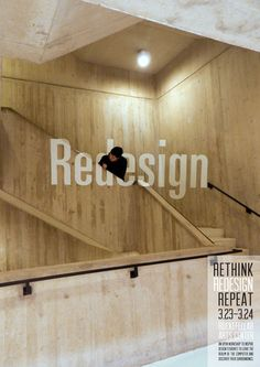http://www.typographyserved.com/gallery/Rethink-Redesign-Repeat/3843099  #rethink, #redesign