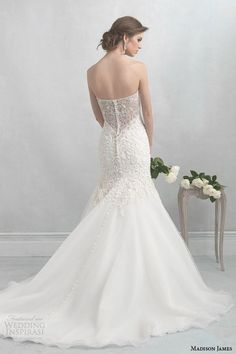Allure Bridals Madison James Collection 2014 Wedding Dresses | Wedding Inspirasi