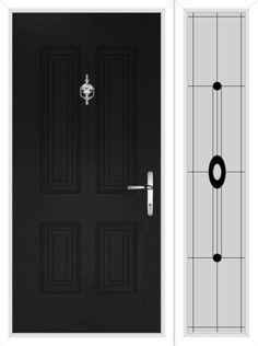 Palladio Composite Front Door   POLERMO