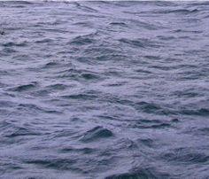 Textura mar, formas ondulantes
