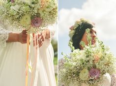 A 1970s, Bohemian Inspired Bride And Her Whimsical Woodland Wedding | Love My Dress® UK Wedding Blog