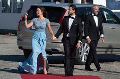 Sofia Hellqvist & Prinz Carl Philip: So schön & wild war die Schweden-Hochzeit