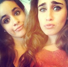 How cute are they! #camren