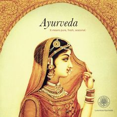 #DidYouKnow: Ayurveda is medically proven to be the secret to flawless skin and ageless beauty