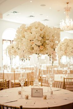 Photography : Select Studios | Reception Venue : Chateau Cocomar | Event Planning & Design : Cocomar Ladies Read More on SMP: http://www.stylemepretty.com/texas-weddings/houston/2015/04/21/miss-usa-says-i-do-in-a-glamorous-ballroom-affair/