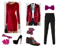 """""""Jesse Rabbit"""" by hai-i-love-oreos on Polyvore featuring Givenchy, ASOS, Corthay, L. Erickson and Dsquared2"""