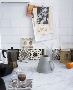 Decorative Kitchen Tiles and Accent pieces