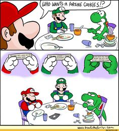 Poor Yoshi. I never did that though. I die with him. I have inf lives anyway. Just go on world 1-1. best place to get lives.