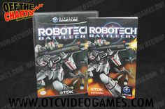 Robotech Battlecry for Gamecube. Robotech Macross, Deadpool Videos, Saga, Video Game, Baseball Cards, Artwork, Work Of Art, Auguste Rodin Artwork, Artworks