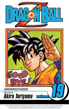 Dragon Ball 215: Cell vs. Gohan at MangaFox.me