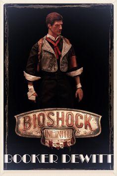 (Science) Fiction, Fantasy, & Adventure Bioshock Infinite: Booker DeWitt, the False Shepherd