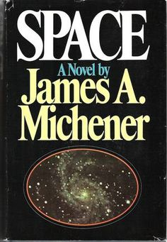 This was the first James Michener novel I ever read.