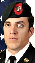 Army SSG Alex A. Viola, 29, of Keller, Texas. Died November 17, 2013, serving during Operation Enduring Freedom. Assigned to 3rd Battalion, 7th Special Forces Group (Airborne), Eglin Air Force Base, Florida. Died of injuries sustained when an improvised explosive device detonated near his position while on dismounted patrol during combat operations in Kandahar Province, Afghanistan.