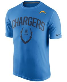 Nike Men's San Diego Chargers Legend Icon T-Shirt