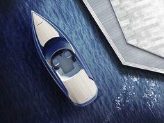 Aston Martin Luxury Yacht